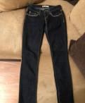 Халат женский длинный трикотажный, джинсы Levis 524