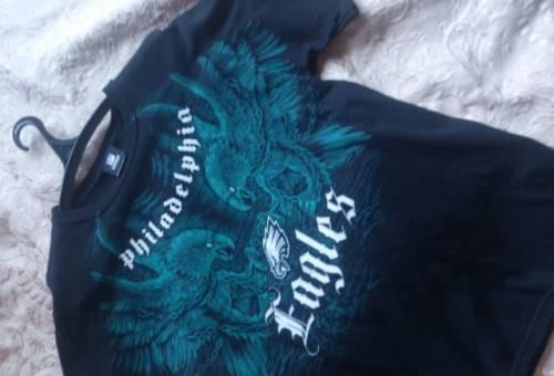 Мужские спортивные шорты акции, nFL Philadelphia Eagles Liquid Blue (США)