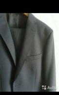 Модные мужские кожаные брюки, костюм, Тихвин