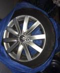 WV r17, колесные диски на мицубиси паджеро спорт