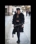 Пуховик женский большие размеры купить в интернет магазине, шуба из Песца Трансформер, Волосово