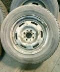 Кама на дисках, шпилька колеса focus
