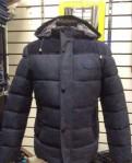 Зимняя куртка-новая с бирками, мужская одежда больших размеров для мужчин, Тосно