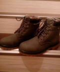 Ботинки зимние, новые. Р.40, отико каталог мужской обуви, Каменногорск
