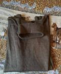 Бадлон Stockmann коричневый/Batistini серый/свитер, мужские свитера грубой вязки, Санкт-Петербург