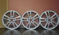 Диски Replica VW141 на VW Polo, литые диски на солярис 17 года, Кронштадт