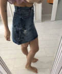Юбка джинсовая, интернет магазины дешевой женской одежды, Всеволожск