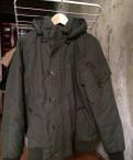 Дутая куртка ultra зимняя, размер L, мужское пальто ralph lauren