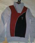 Куртка новая мужская спортивная водолазка, термоб, мужские толстовки с капюшоном с черное платье, Всеволожск