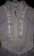 Нарядная блузка для школы