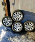 Колёса зимние на Chevrolet Cruze, колеса бу на рено дастер