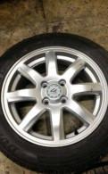 Продаю практически новые летние шины на дисках, колеса на ниву купить