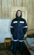 Зимняя куртка, одежда для намаза мужская, Советский
