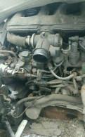 Натяжной ролик кондиционера, двигатель в сборе от Пежо Партнёр 2005 WJY