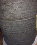 Зимняя резина на ниву 2121 б\/у, цена за комплект Bridgestone Turanza 225/45/17, Подпорожье