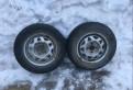 Продам 2 колеса, колеса продажа авто мазда 626