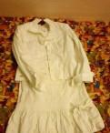 Одежда для тенниса цска, костюм белый нарядный, Санкт-Петербург