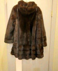 Пальто больших размеров для женщин, шуба норковая большого размера