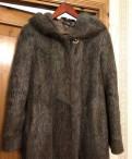 Шуба из нутрии, женские куртки tom tailor