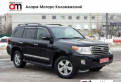 Toyota Land Cruiser, 2014, ленд ровер м пробегом