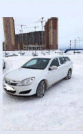 Opel Astra, 2014, уаз с дизельным двигателем змз 514