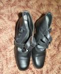 Обувь женская б/у, ботфорты зимние замша