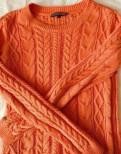 Одежда для полных женщин по низким ценам, джемпер Tommy Hilfiger
