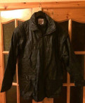Толстовка на молнии мужская хлопок, продам кожаную куртку