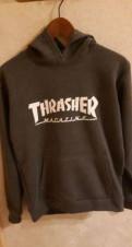 Куртка emporio armani мужская длинная, худи Thrasher