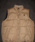Купить костюм женский юбка и кофта, новый пуховик (жилетка) без рукавов U.S. polo assn