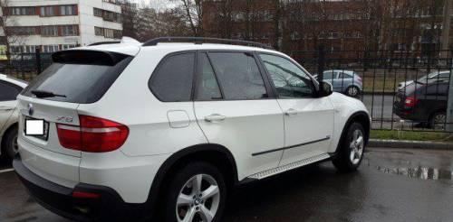 Купить бу авто ауди а8, bMW X5, 2007