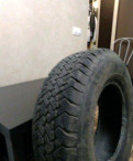 Зимняя резина на киа рио, шина Dunlop SP Qualifier TG20 235/75R15