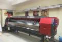 Широкоформатный сольвентный принтер 3200 мм