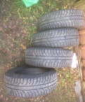 Колёса зимние Bridgestone, зимняя резина нива шевроле