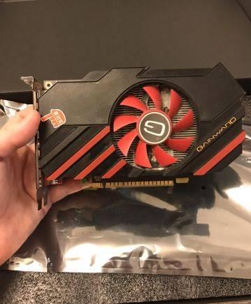 Видеокарта nvidia geforce GTX 750 2GB