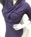Магазин одежды sela, платье inwear трикотажное S вискоза шерсть