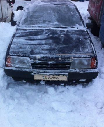 ВАЗ 2108, 1998, форд фокус 2010 года цена