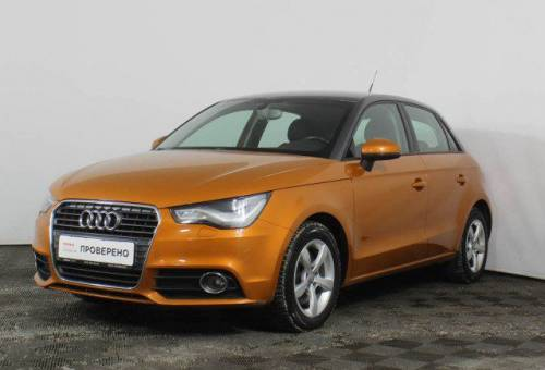 Audi A1, 2013, купить шкода октавия 1.4 турбо с пробегом