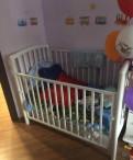 Детская кроватка-качалка Гандылян Дашенька+пеленал