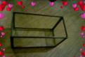 Аквариум прямоугольный