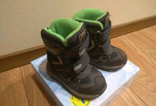 Ботинки kapika демисезонные