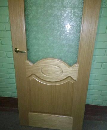 Дверь полотно