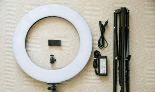 Кольцевая лампа 480 диодов