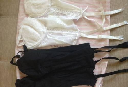 Корсеты от Victoria Secret, халат женский primavelle aumi tencel