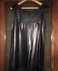 Платье эко кожа, турецкий интернет магазин мусульманской одежды, Санкт-Петербург