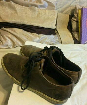 Мужская обувь oggi, туфли нат. кожа Timberland р 41