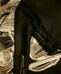 Толстовка рибок черная, куртка касуха