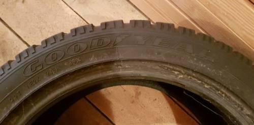 Шины для audi q7 r20, продам комплект шин Goodyear ultra grip 245/45/r18