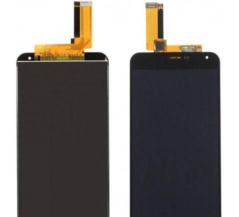 Дисплей Стекло Модуль Meizu M2 Note Черный