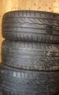 Dunlop sport 225/50/17, зимняя резина для фольксваген транспортер, Агалатово